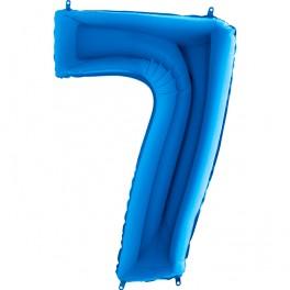 """BALON FOLIOWY BLUE 7-40"""""""