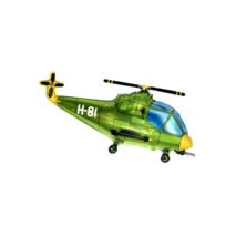 "BF24""HELIKOPTER ZIELONY"